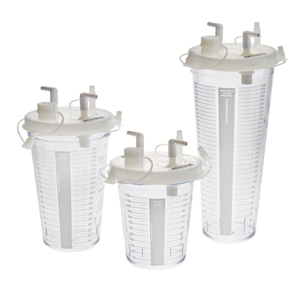 EZE-VAC Suction Canister System